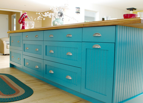 Mixing It Up with Drawer Fronts: